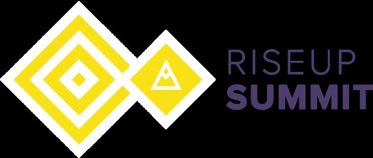 Rise up summit event logo