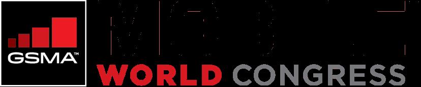 Mobile world congress event logo