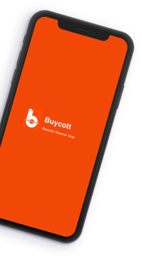 buycott splash screen