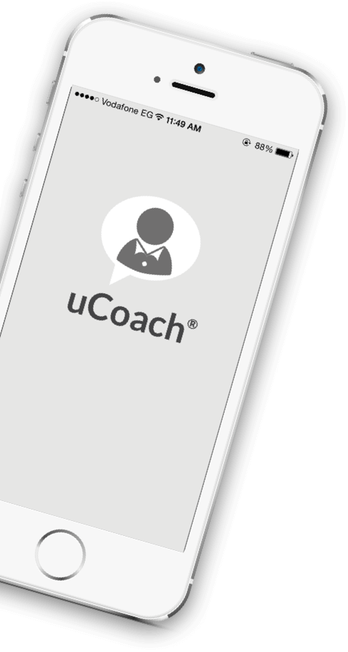 uCoach splash screen