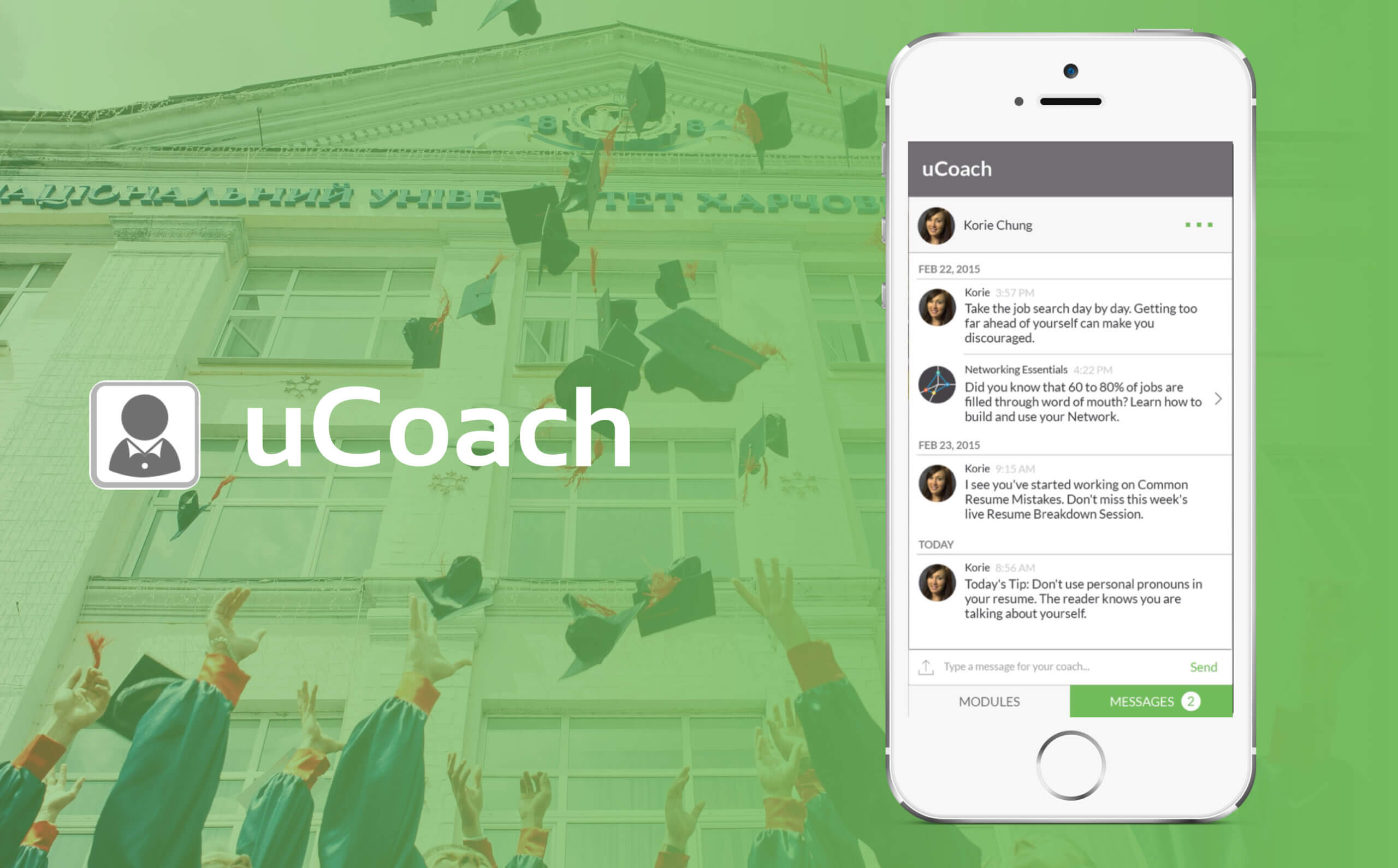uCoach featured image