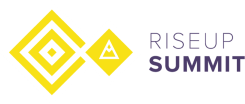 Rise up summit event logo